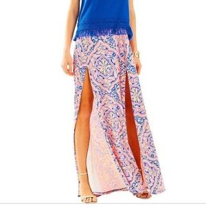 Lilly Pulitzer Ersi Can't Resist Maxi Skirt